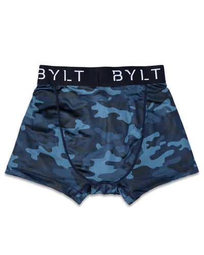 Flex Trunk Navy Camo
