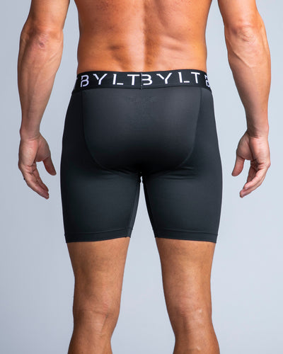 Flex Boxer Briefs Black - Flex Boxer Brief