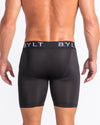 Flex Boxer Brief - (FINAL SALE) Black