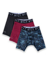 Flex Boxer Brief Custom 3 Pack - (FINAL SALE)