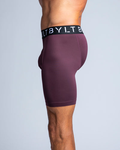 Flex Boxer Briefs Maroon - Flex Boxer Brief