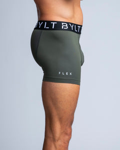 Dark Olive - Flex Trunk