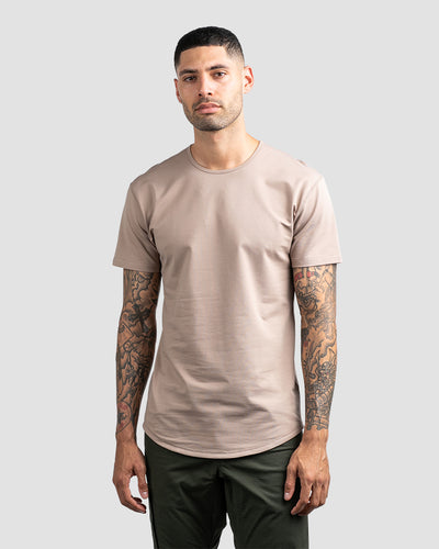 Drop-Cut: LUX <!-- Size S --> Sand - Drop-Cut LUX