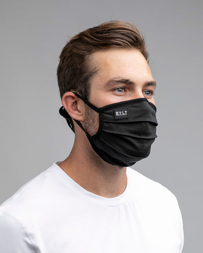Phantom Mask + Sanitizer Bundle Black - Phantom Mask