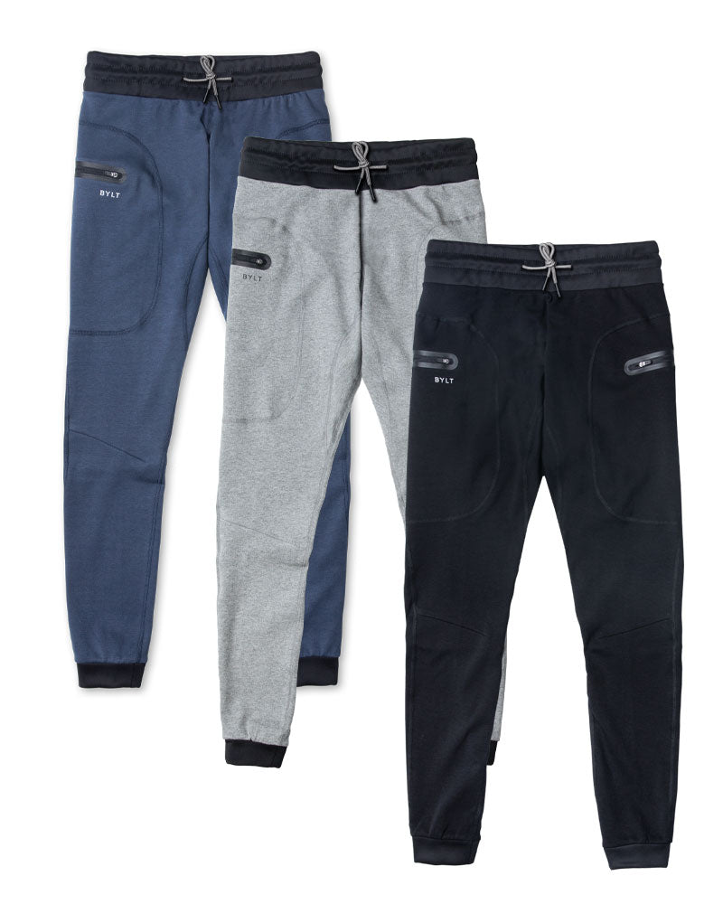 Men's Premium Joggers - Custom 3 Pack