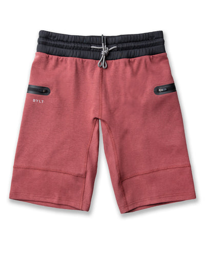 Men's Premium Jogger Shorts (FINAL SALE) Wine