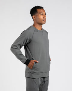 Men's Elite+ Crewneck Sweatshirt