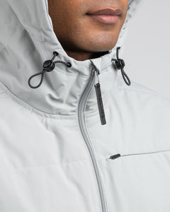 Storm - Drop-Cut Puffer Jacket