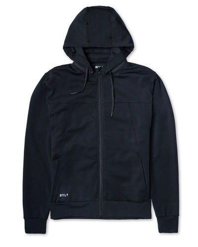 Tech Utility Jacket Black