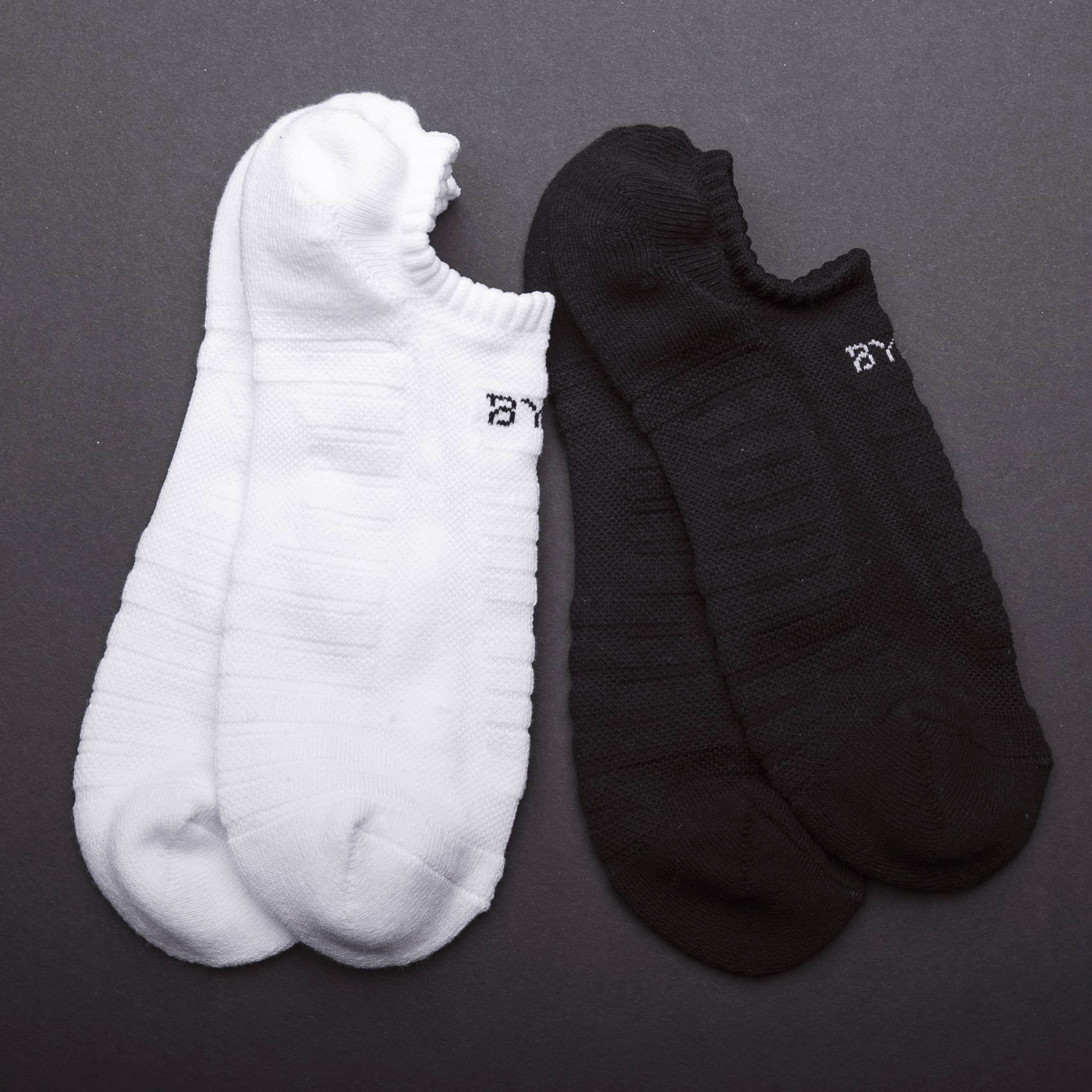 No Show Socks - BYLT Basics