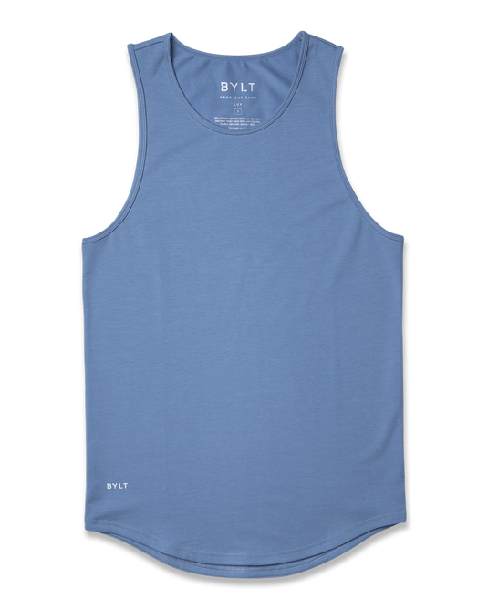 LUX Drop-Cut Tank