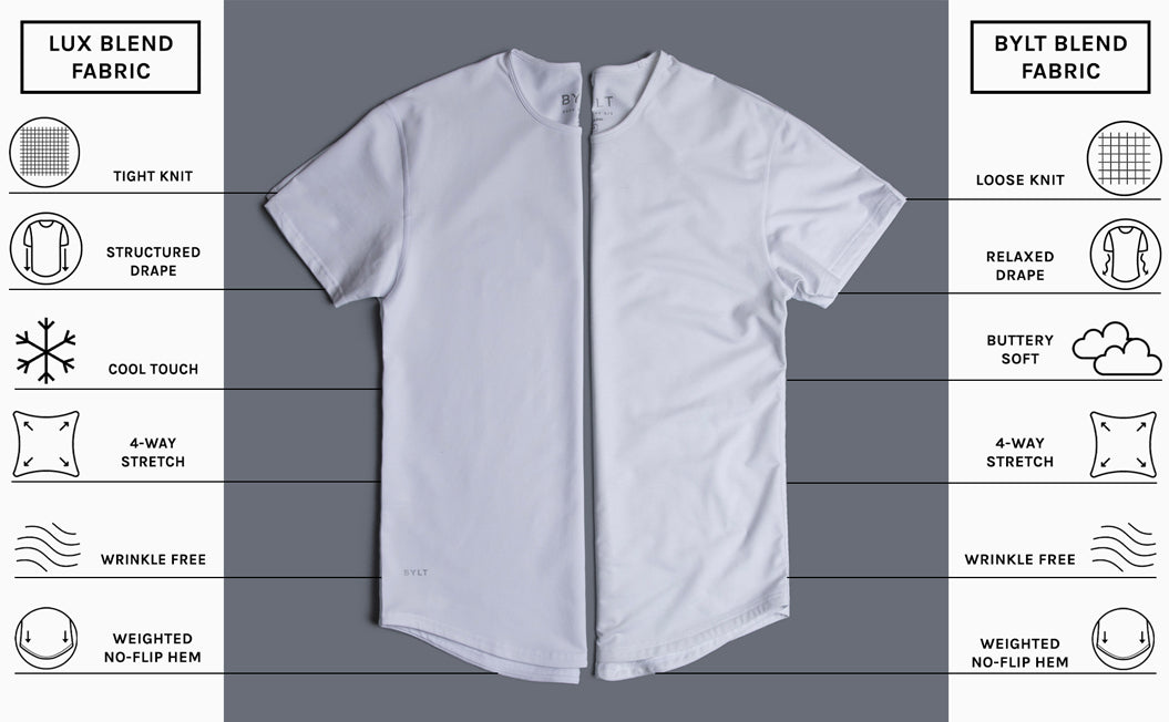 Drop-Cut Shirt