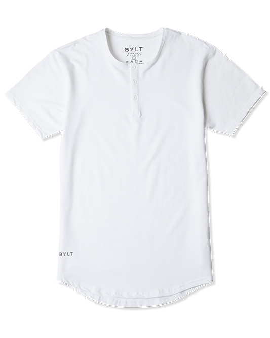 Henley Drop-Cut: LUX (XS)