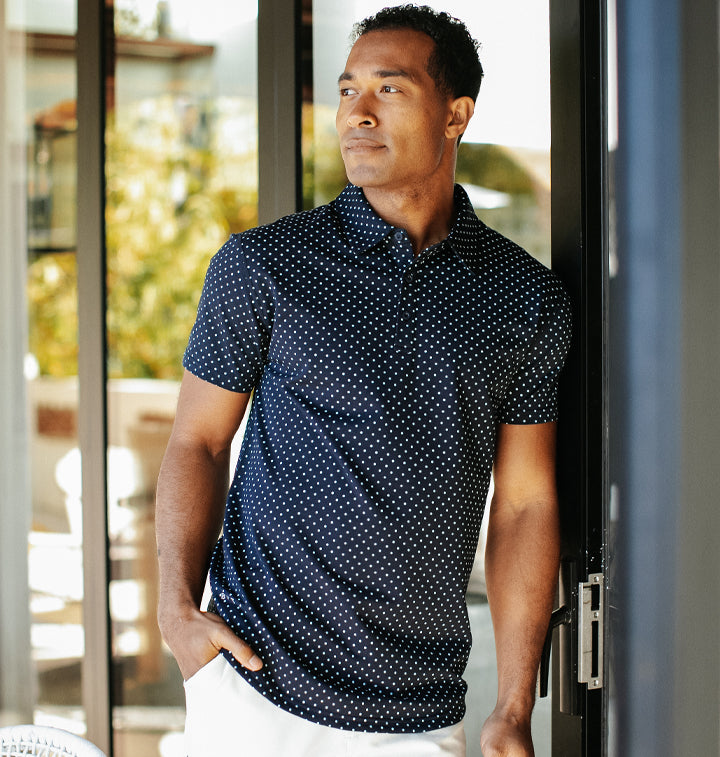 Dotted Polo