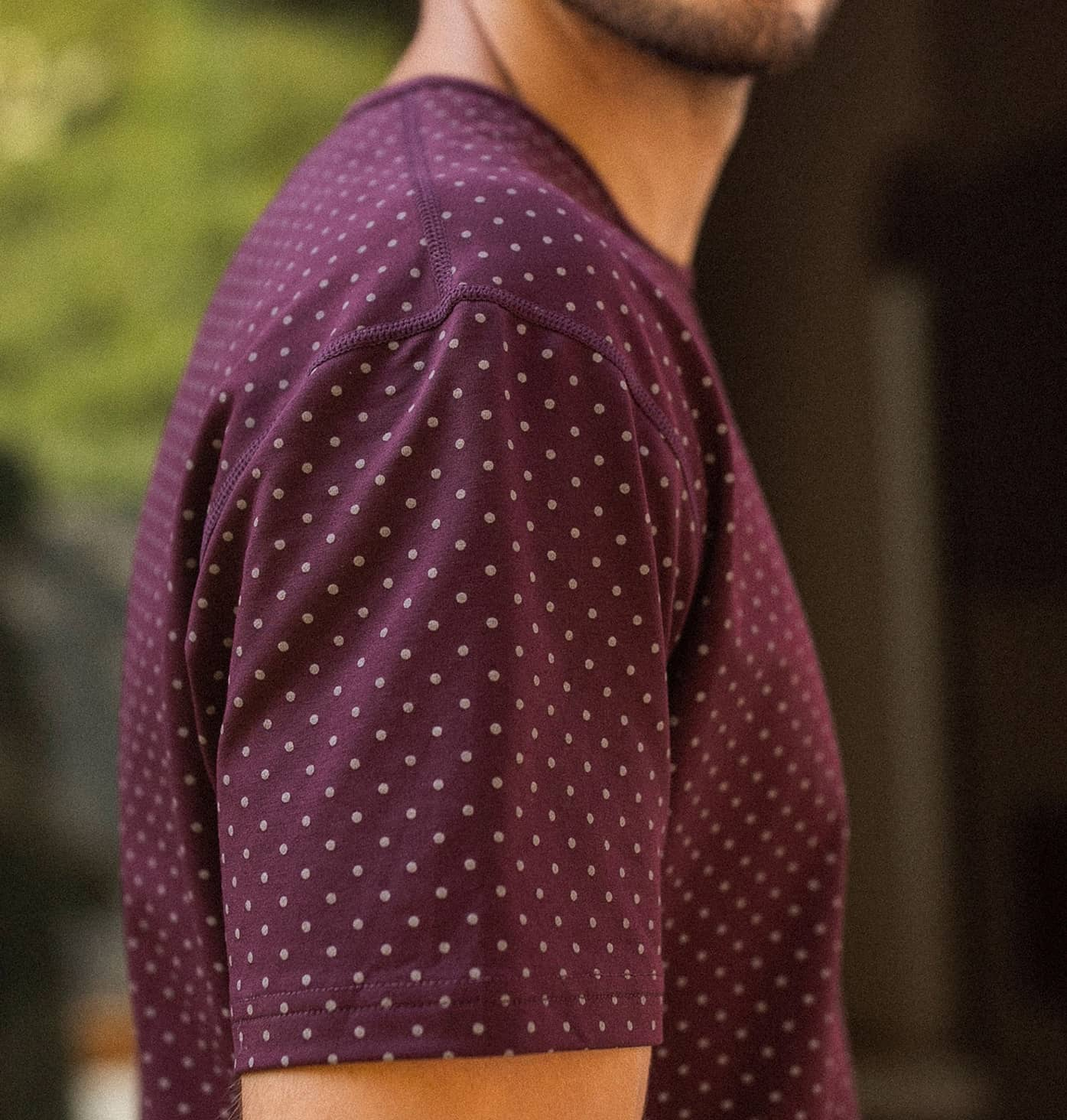 Dotted Drop-Cut: LUX