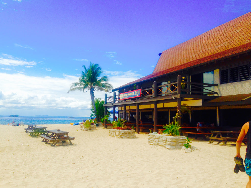 Beach Comber Resort Fiji