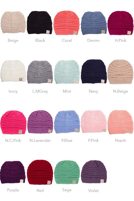 C.C. Beanie For Kids