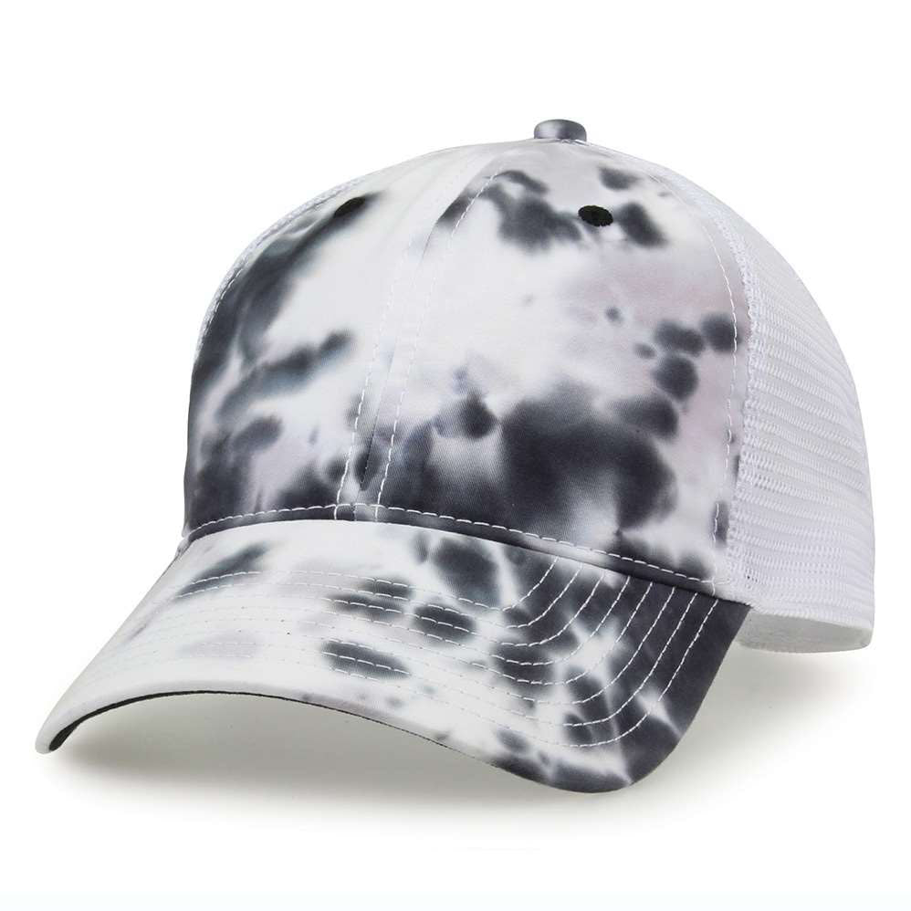 Tie Dye Trucker Hats For Women