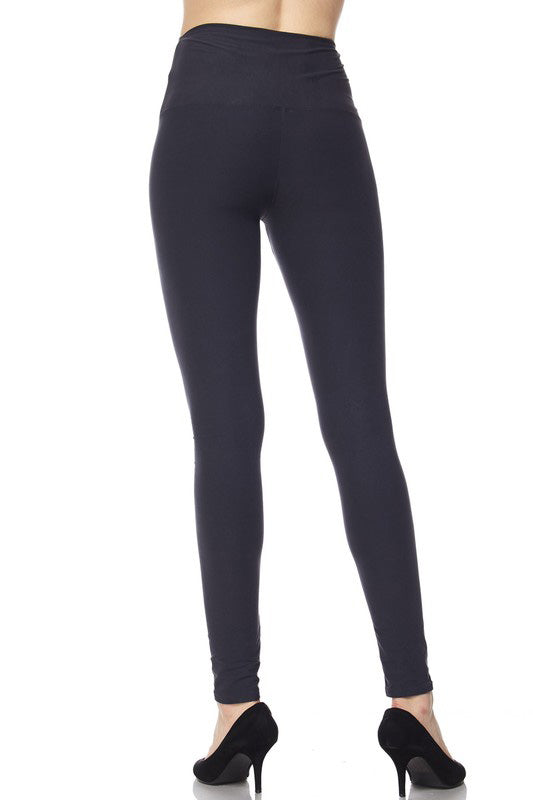 "Charcoal Legging 5"" Waistband - Women"