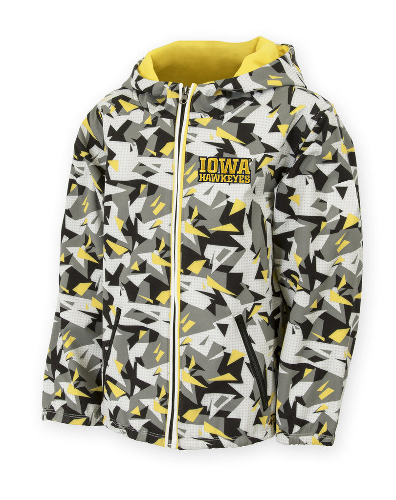 Youth Iowa Hawkeyes Jacket
