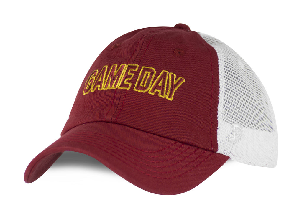 ISU Game Day High Pony Trucker Hat - Women