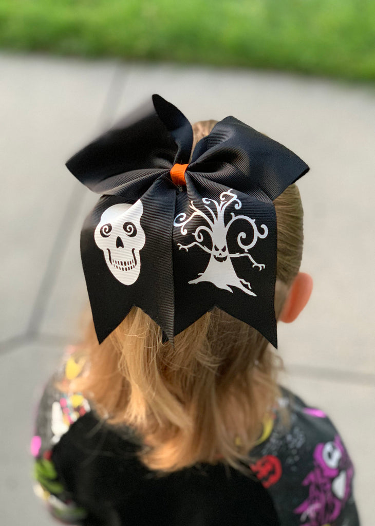 Haunted Night Bow