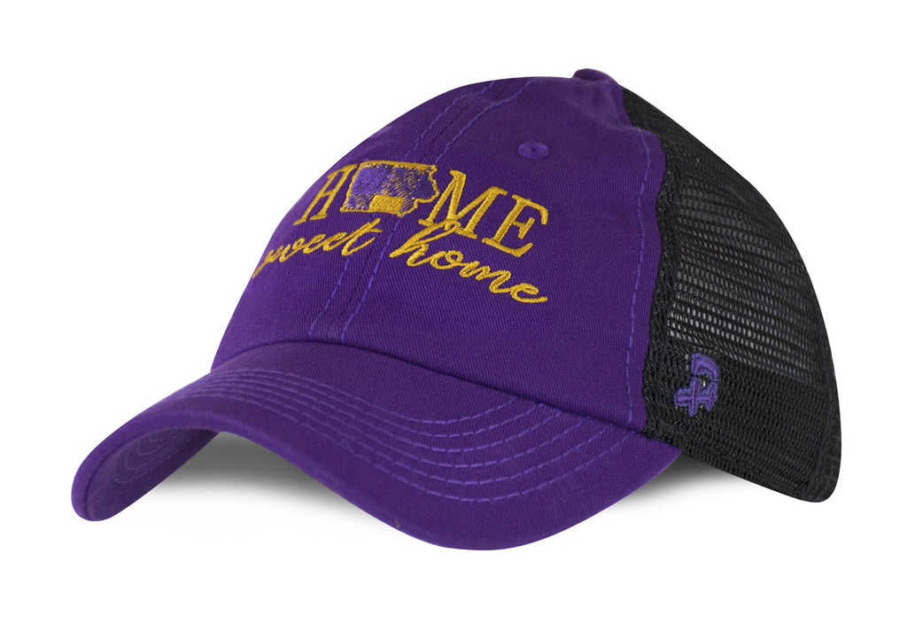 Home Sweet Home High Pony Trucker Hat - Women