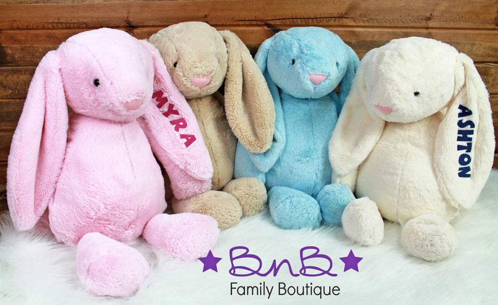 Plush Bunny - 3 sizes available
