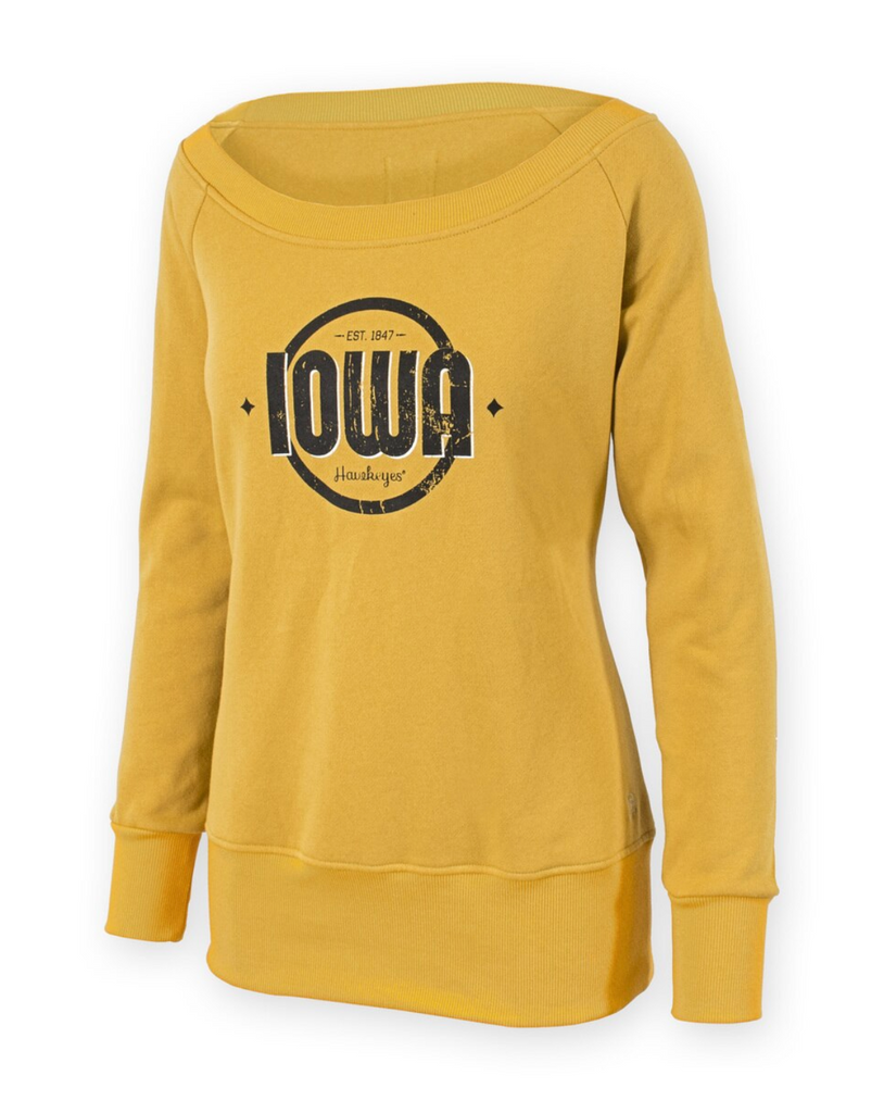 Iowa Rae Sweatshirt For Women