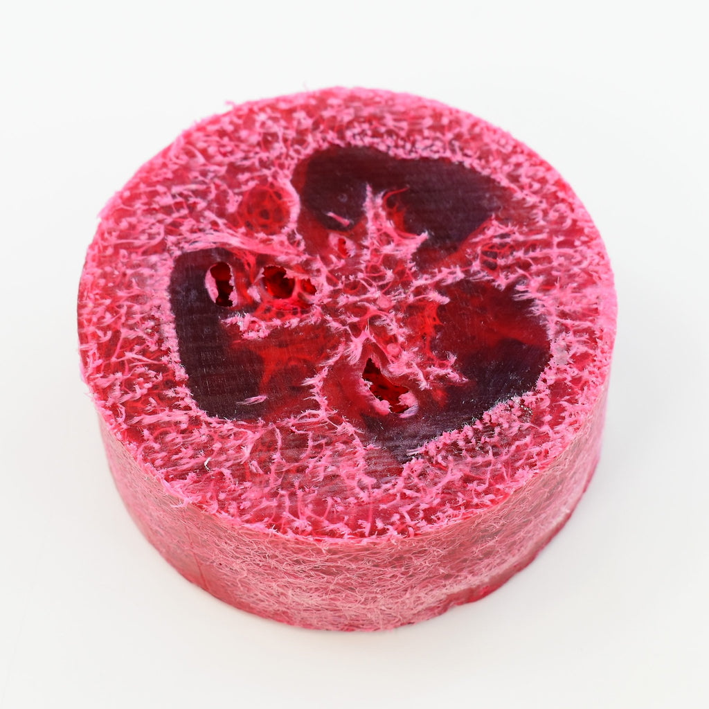 Dirty Bee Island Pink Loofah Soap