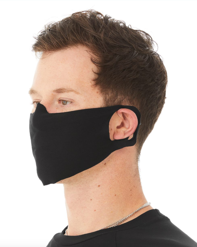Lightweight Facial Protector Fits Kids & Adults