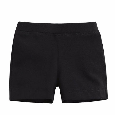 Black Shorties For Girls
