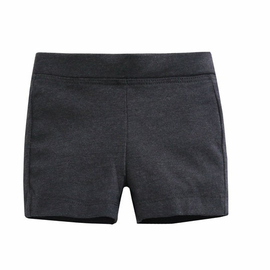 Charcoal Shorties For Girls