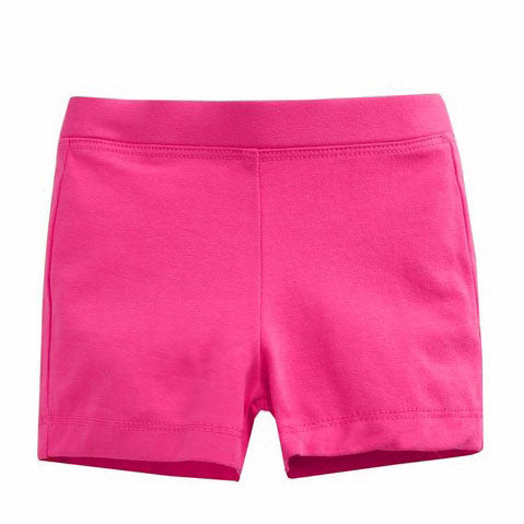 Pink Shorties For Girls