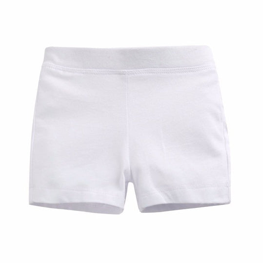 White Shorties For Girls