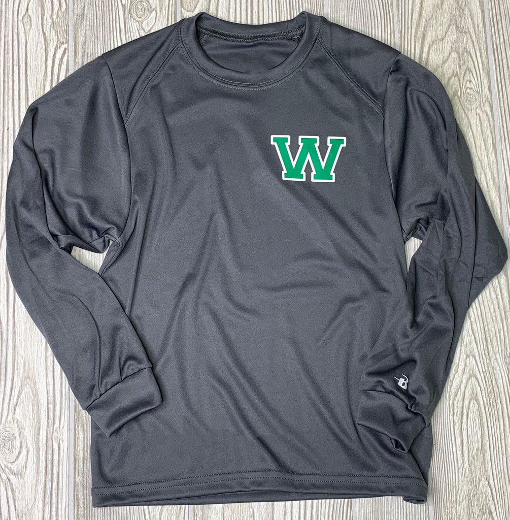 Southeast Warren Long Sleeve Sport Shirt For Youth