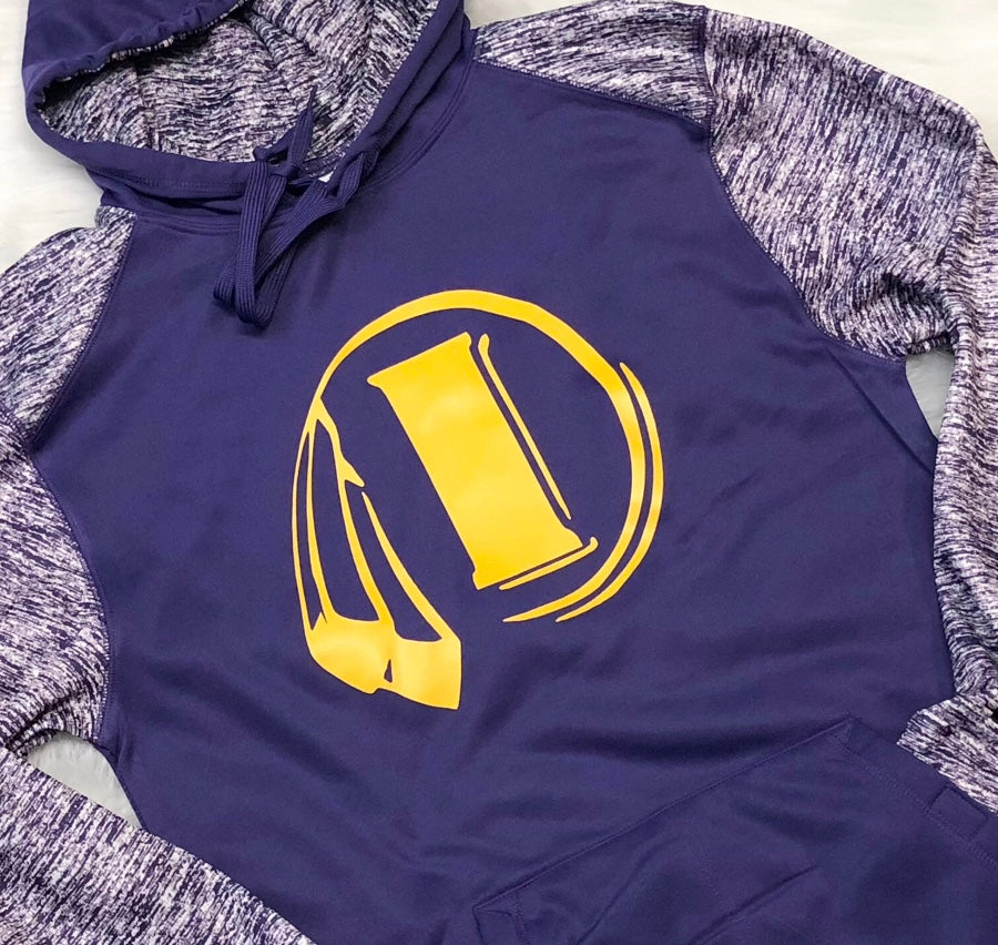 Indianola Sport Blend Hooded Sweatshirt - Adult