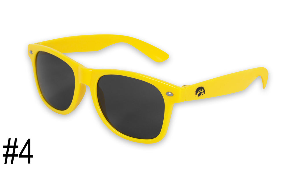 Iowa Hawkeyes Sunglasses