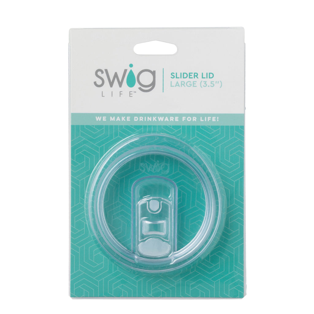 Swig Large Clear Slider Lid