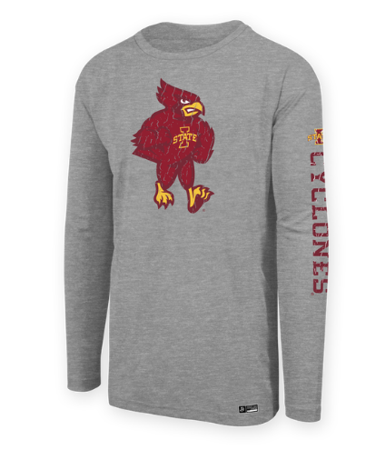 Vintage Cyclones Long Sleeve Tee - Unisex Adult