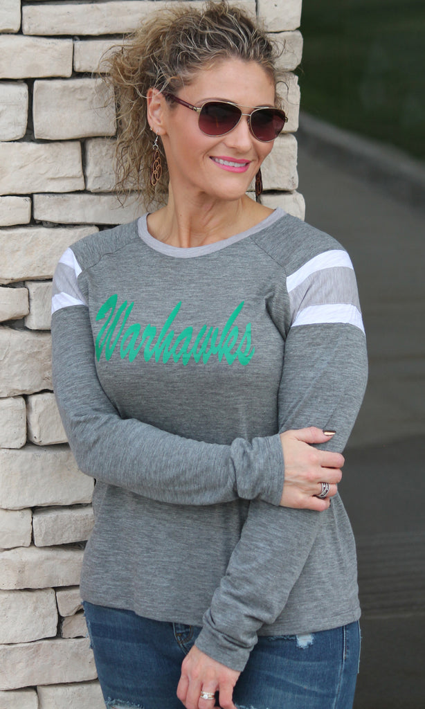 Warhawks FANatic Long Sleeve - Women