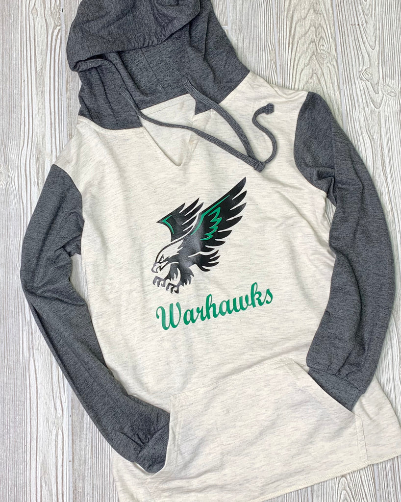 Warhawks French Terry Pullover - Women