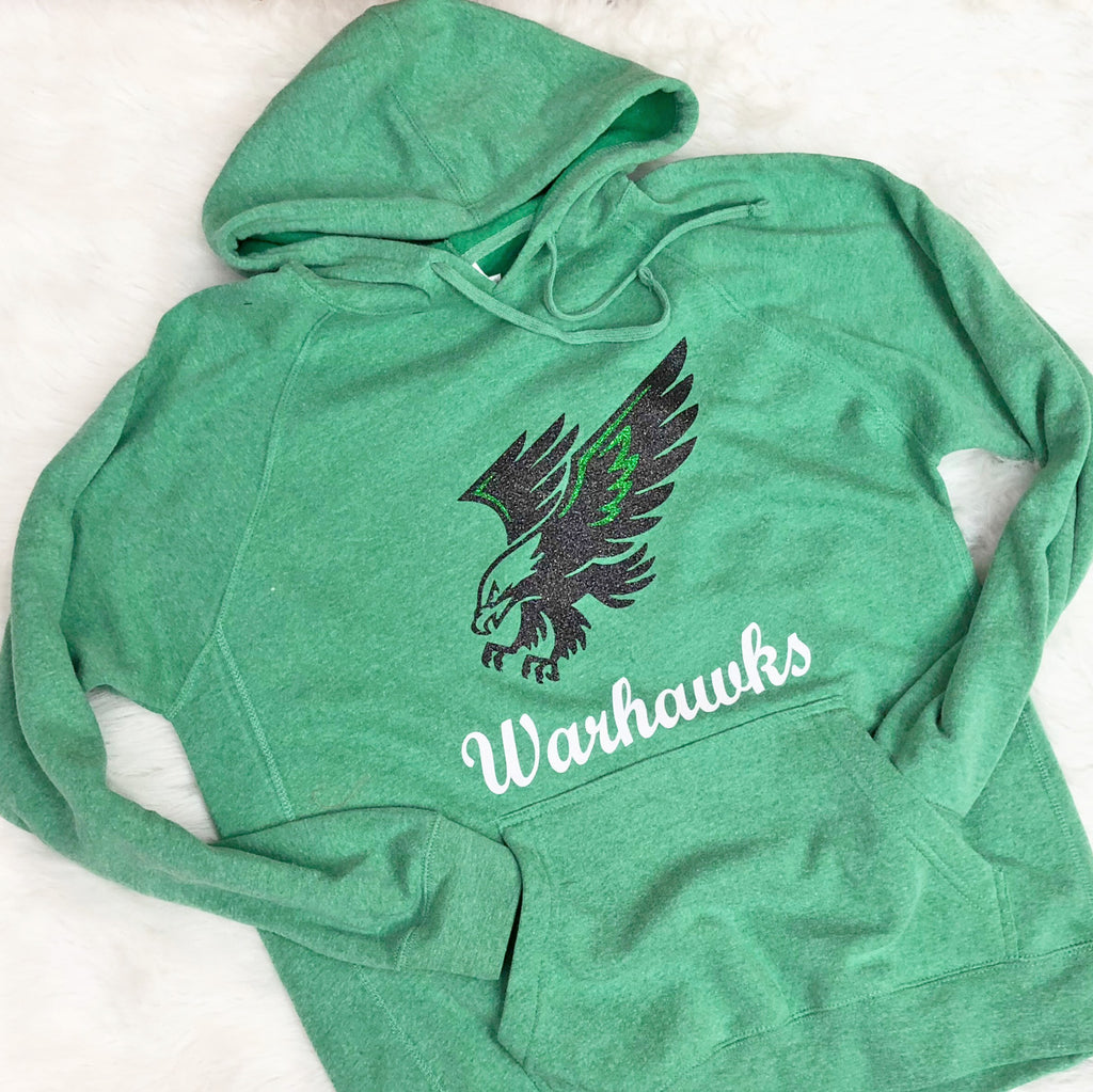 SEW Warhawks Hooded Sweatshirt For Adults