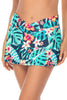 Sunsets Hibiscus Hideaway Summer Lovin Swim Skirt