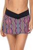 Sunsets Playa Stripe Summer Lovin Swim Skirt
