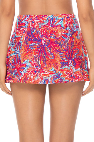 Sunsets Samba Summer Lovin Swim Skirt