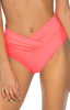 Sunsets Bright Guava Summer Lovin V-Front