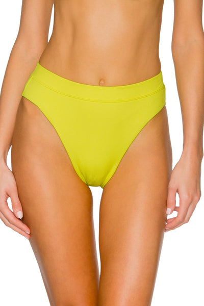 Swim Systems Lemon Drop Soleil High Waist