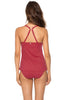 Swim Systems Red Rose Crossroads Tankini