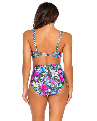 Sunsets Pansy Fields Hannah High Waist